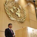 Xi Jinping, aboga por el multilateralismo y promete defender el Acuerdo de París
