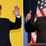 Pekín pide a Trump en víspera de investidura que EEUU y China sean amigos
