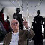 Hubert de Givenchy:Leyenda de la alta costura cumple 90 años