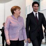 Merkel y Trudeau dicen no solo gasto militar mide compromiso con la OTAN