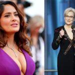 Salma Hayek y Meryl Streep, entre presentadores de premios en los Oscar