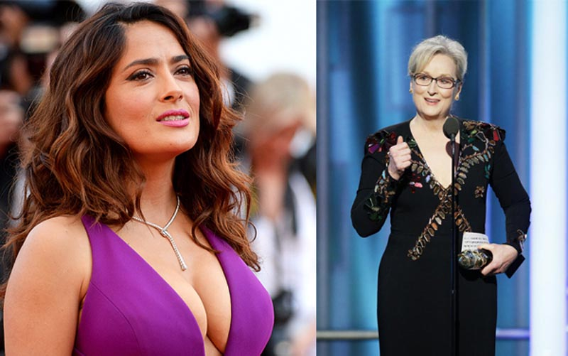 b6c5fa6ff5b4 Hollywood: Actrices crean fondo legal contra abusos sexuales a ...
