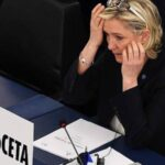 Francia: Le Pen niega haber reconocido empleo ficticio de su guardaespaldas