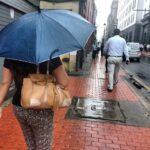 Lima: Intensa lluvia sobre la capital (GALERÍA)
