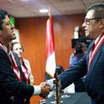 Adolfo Castillo Meza juró como nuevo jefe de la ONPE