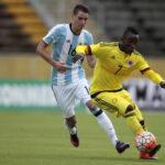 Sudamericano Sub-20: Argentina con gol 'relámpago' hunde a Colombia