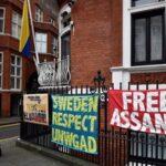 Julian Assange pide a Reino Unido y Suecia restablezcan su libertad