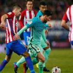 Barcelona vs Atlético de Madrid: Se enfrentan en semifinales de la Copa del Rey
