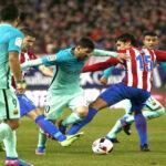 Copa del Rey: Barcelona vence en semifinales 2-1 al Atlético de Madrid