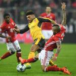 Liga de Campeones: Bayern en partido de ida goleó 5-1 al Arsenal