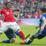 Bundesliga: Bayern sólo logró un empate en casa (1-1) ante el Schalke