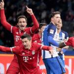 Bundesliga: Bayern empata1-1 en último minuto del descuento con Hertha Berlín