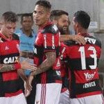 Flamengo con Paolo Guerrero y Miguel Trauco goleó 3-0 al Macaé