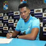 Sporting Cristal: Goleador panameño Rolando Blackburn llegó a La Florida
