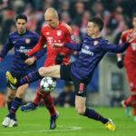 Bayern Múnich vs Arsenal: EN VIVO por octavos de final de la Champions League