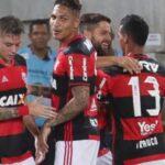 Primeira Liga: Flamengo con Paolo y Trauco derrota 2-0 a Gremio
