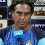 Sporting Cristal: 'Chemo' Del Solar descarta contratación de Tobías Figueroa