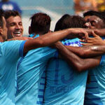 """La """"Máquina Celeste"""" de Sporting Cristal golea 4-0 a Ayacucho"""