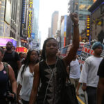EEUU: Estudiantes protestan contra Donald Trump y Secretaria de Educación