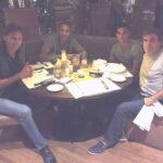 Selección peruana: Gareca se reunió con Guerrero, Trauco y Cueva en Brasil