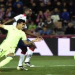 Liga Santander: Granada bordea zona de salvación goleando 4-1 al Betis