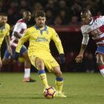 Liga Santander: Granada gana en un vibrante partido 1-0 a Las Palmas