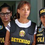 Odebrecht: Jessica Tejada fue trasladada a la sede de la Fiscalía