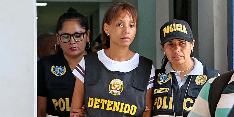 Caso Odebrecht: Jessica Tejada retornó hoy al Perú