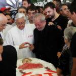 Brasil: En emotivas exequias políticosy partidarios despiden a la esposa de Lula