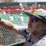 """Maradona: """"Si Bauza se reunió con Icardi es tan traidor como él"""""""