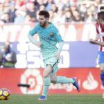 Liga Santander: Barcelona derrotó 2 a 1 al Atlético en el Vicente Calderón