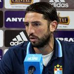Mauricio Viana: Salimos a ganar todos los partidos y jugar de la misma manera