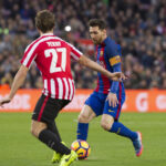 Liga Santander: Barcelona con gol de Messi supera por 3-0 al Athletic