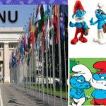 """ONU utilizará a """"Los Pitufos"""" para promocionar sus metas de desarrollo"""