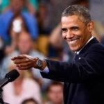 EEUU: Barack Obama recibe vítores y aplausos en sorpresiva visita a Nueva York