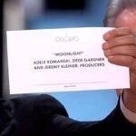"""Óscar: """"Moonlight"""" gana mejor película, luego de que por error se lo dieran a """"La La Land"""""""