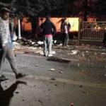 Francia: Dos fuertes explosiones dejan al menos 4 heridos, uno de gravedad