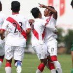 Perú vs Brasil: La bicolor debuta ante el Scratch en el Sudamericano Sub 17