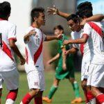 Selección Sub 17: Bicolor golea 3-0 a Bolivia en partido amistoso