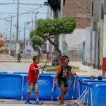 Callao: Decomisan 25 piscinas portátiles instaladas en vía pública
