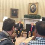 Kuczynski confirma visita de Trump a Lima en Cumbre de las Américas (VIDEO)