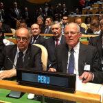 PPK y secretario general de la ONU tratarán rol del Perú en la región