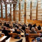 """El Parlamento de Escocia se opone formalmente al """"brexit"""""""