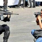 Fiscalía mexicana acuerda reparación de daño para periodista