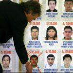 Gobierno invita a colaborar con captura de delincuentes buscados (VIDEO)