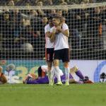 Liga Santander: Valencia en partido aplazado derrotó 2-1 al Real Madrid