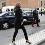 La reina Letizia compartiótrabajo de la Fundación del Español Urgente