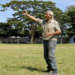 Paraguay: Exfutbolista hace 60 años derribó de un pelotazo una avioneta