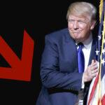 EEUU:  38% de encuestados apoya a Trump ante el 55% que lo desaprueba