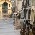 Túcume: Cementerio es uno de los más afectados por las lluvias
